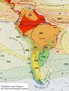 klima brasilien