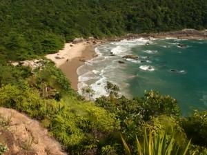 praia caveira ilhabela